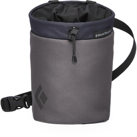 Black Diamond Repo Chalk Bag dark gray